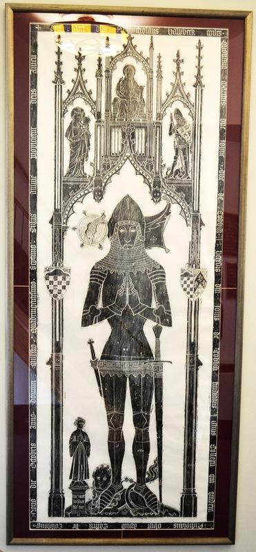 Sir Nicholas Hawberk, d.-1407
