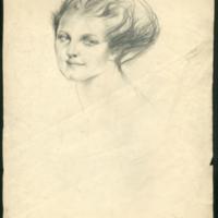 Woman&#039;s Head (Garda?)<br /><br />